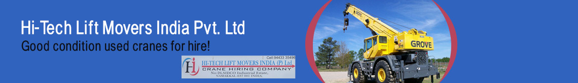 Hi-Tech Lift Movers India Pvt. Ltd.,