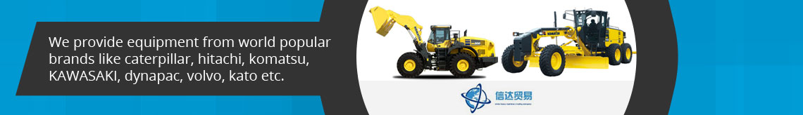 XINDA HEAVY MACHINERY TRADING CO., LTD