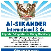 Alsikander International & CO