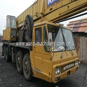 Used KATO NK500B Truck Crane for Sale