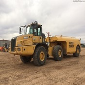 Used Bell Water Truck - 4206D in Good condition for Sale
