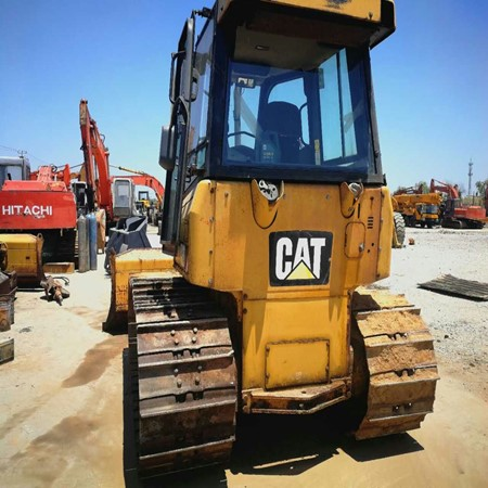 Used Caterpillar 2013 Dozer D5K LGP (Crawler and Wheel) in Good Condition