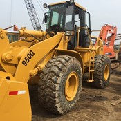 950Gc Used Caterpillar Wheel Loader 2013 for Sale