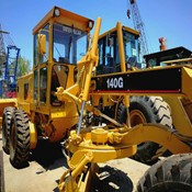 140G Used Caterpillar Grader 1998 for Sale