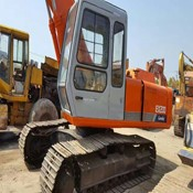 used Hitachi excavator  1995 ex200-1
