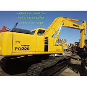 Used Komatsu- PC220-6 Excavator for sale