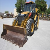 Used Loader Backhoe CATERPILLAR 434F for Sale