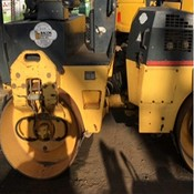 Used Smooth Drum Roller - Bomag BW138 in Good Condition for Sale