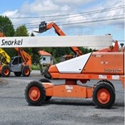 Used Boom Lift - Snorkel TB66J in Good Condition for Sale