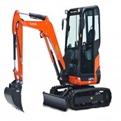New Kubota U27-4 Mini Excavator for sale