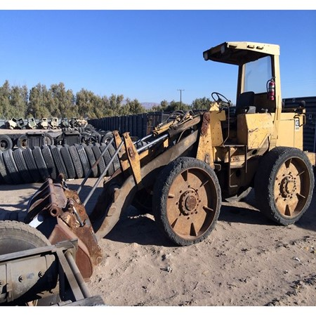 Used CATERPILLAR 910 Wheel Loader for Sale,Barstow Truck Parts