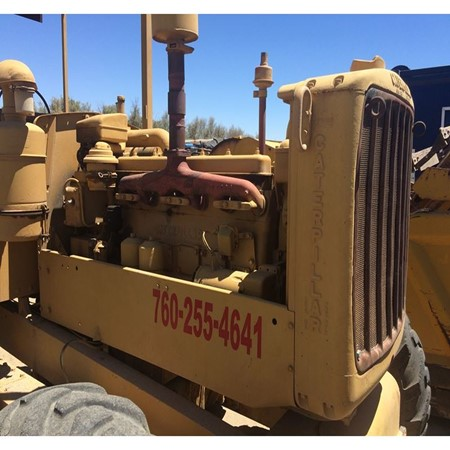 Used CATERPILLAR 12 Motor Grader - 1951 Year for Sale