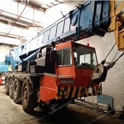 Used AT 880 Terrain Crane – GROVE for Sale