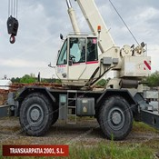 TEREX – 2003 – A 450 Used Rough Terrain Crane for Sale