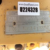Used Cat 623B Elevating Motor Scraper for sale in Good condition