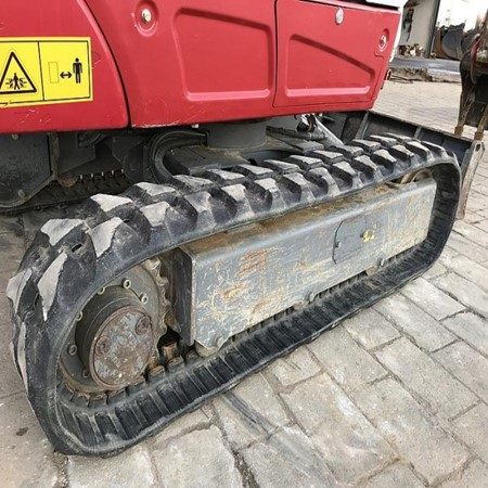 Used Takeuchi TB 216 Mini Excavator for Sale