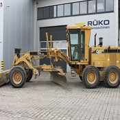 Used 12 H-ES Grader - CATERPILLAR - for Sale
