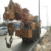 Used All terrain telescopic crane - DEMAG AC 265 for Sale