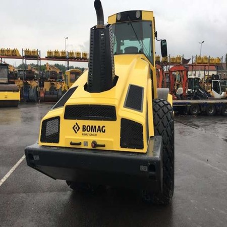 Used BOMAG BW219 DH-4i Mixed Compactor for Sale