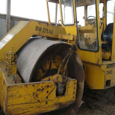 Used BOMAG BW211AD Mixed Compactor for Sale