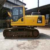 Used Komatsu PC300-8 Crawler Excavator for Sale