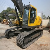 Used Crawler Excavator EC290B LC – VOLVO for Sale