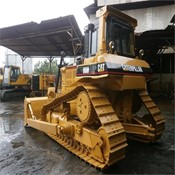 Used Crawler Dozer D6H LGP – Caterpillar for Sale
