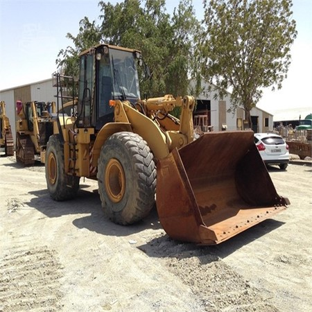 Used 966G Wheel Loader – Caterpillar for Sale
