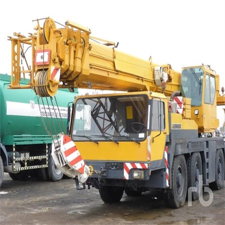 Used LIEBHERR LTM1050-1 All Terrain Crane for Sale