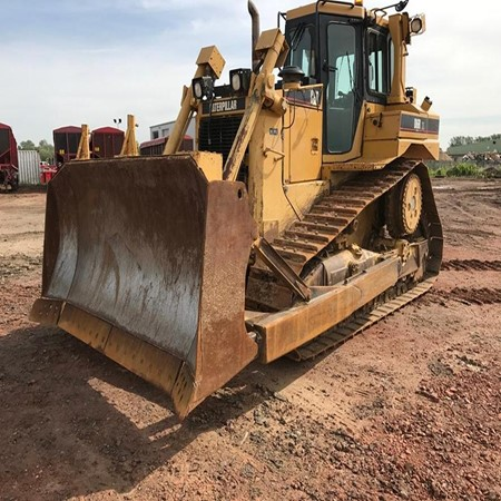 Caterpillar – 2007 – D6R XL Used Crawler Bulldozer for Sale,GCE Hire