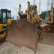 Used Bulldozer CAT D8L for Sale