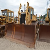 Used CAT D7HZ Bulldozer – 218 HP for Sale