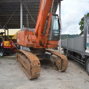 Used HITACHI ZX330LC Crawler Excavator for Sale