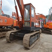 IHI IS12A – 150 HP Used Crawler Excavator for Sale