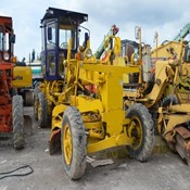 115 HP – KOMATSU GD405A-1 Used Motor Grader for Sale