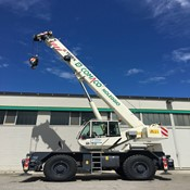 Used TEREX RT35 Rough Terrain Crane for Sale