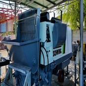 Used-Refurbished SCHWING Stationary Concrete Pump - BP 3000HDR-18 for Sale