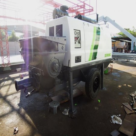 Used Amp Refurbished Stationary Concrete Pump Schwing Bp