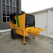 SCHWING BP 3000HDD-18R (157kW) - Used and Refurbished Concrete Pump for Sale