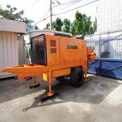 Used-Refurbished Stationary Concrete Pump - SCHWING BP 3000 HDR-20 for Sale
