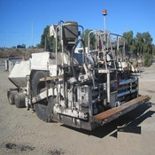 Used CR551 CEDARAPIDS Asphalt Paver in Good Condition for Sale
