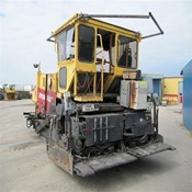 Used DYNAPAC F15C Asphalt Paver for Sale – 2000 Year in Good Working Condition