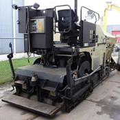 Used ABG Titan 125 Paver in Good Condition for Sale