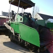 Used Paver Vogele S 1900-1 in Good Condition for Sale