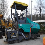 Used VOGELE S 1800-2 Ergoplus Paver – 2008 Year in Good Condition for Sale