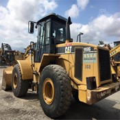 CATERPILLAR 950G Used Wheel Loader for Sale