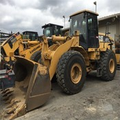 Year 2006 – CATERPILLAR 966H Used Wheel Loader for Sale