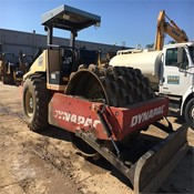 DYNAPAC CA362PD Used Compactor – Padfoot for Sale