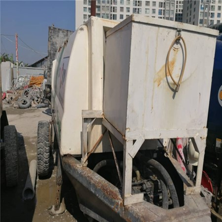Used Concrete Machinery