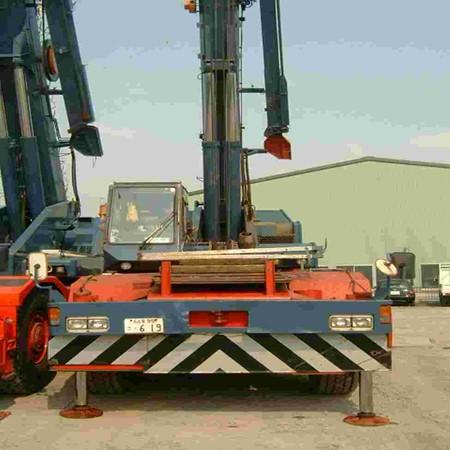 Used Rough Terrain Crane TR500M-I - TADANO - for Sale,Big Machinery
